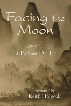 Facing the moon cover